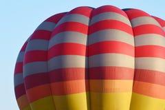 Balões de ar quente coloridos Fotos de Stock Royalty Free