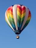 Balões de ar quente coloridos Imagem de Stock Royalty Free
