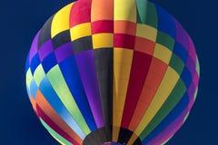 Balões de ar quente coloridos na festa do balão de Albuquerque, Alb Fotografia de Stock Royalty Free