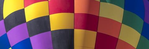 Balões de ar quente coloridos na festa do balão de Albuquerque, Alb Imagem de Stock Royalty Free