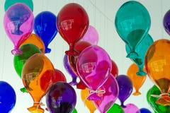 Balões de vidro fotografia de stock royalty free