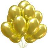 Balões do partido. ilustração do vetor