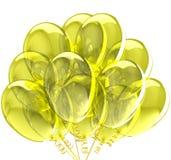 Balões do partido. ilustração royalty free