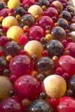 Balões e decorações de vidro Fotos de Stock Royalty Free