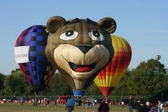 Balões em Louisville, Kentucky imagem de stock royalty free