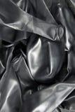 Balões metálicos de prata do hélio Fotos de Stock