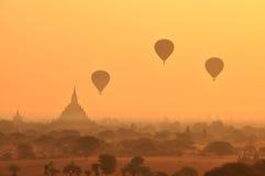 Bagan, Myanmar Burma Imagens de Stock Royalty Free