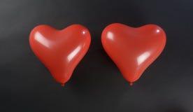 Balões vermelhos Foto de Stock