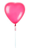 Balões vermelhos do coração Imagens de Stock