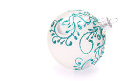bal białych świąt Zdjęcie Royalty Free