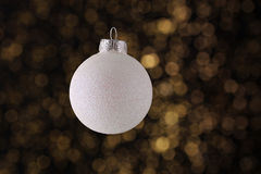 bal białych świąt Zdjęcia Royalty Free
