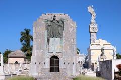 Bal Colà ³ ν Cementerio de Cristà ³ - Αβάνα, Κούβα Στοκ φωτογραφία με δικαίωμα ελεύθερης χρήσης