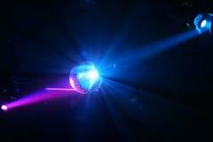 BAL de disco - Sphère Photo libre de droits