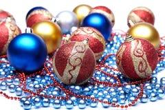 Bal de la Navidad Imágenes de archivo libres de regalías