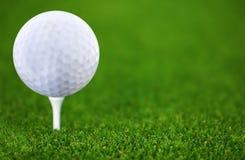 bal golf Zdjęcie Stock