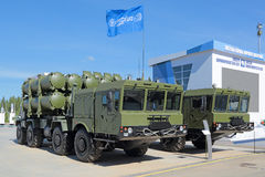 BAL missiles Stock Images