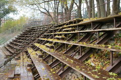 Bal Park2 Stock Afbeelding