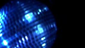Bal 1 van de disco stock video