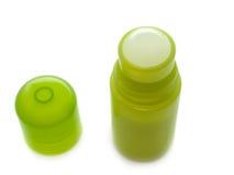Bal-vormige deodorant royalty-vrije stock foto's