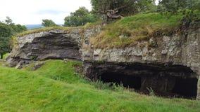 Bala Caves - le Pays de Galles Image libre de droits