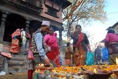 Bala Chaturdashi Stock Photography