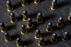 Bala do close up Imagens de Stock