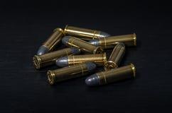 Bala do close up Fotografia de Stock Royalty Free
