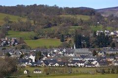 Bala - Gwynedd - il Galles - Regno Unito Immagini Stock Libere da Diritti