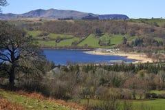 bala gwynedd jezioro Wales Fotografia Royalty Free