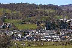 Bala - Gwynedd - Wales - het UK Royalty-vrije Stock Afbeeldingen
