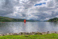 Bala Lake Wales Stock Photos