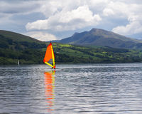 Bala Lake Wales Royalty Free Stock Photo