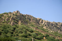 Bala Quila fort, Alwar, Rajasthan, India Royalty Free Stock Photo