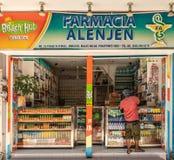Pharmacia Alenjen at D`Mall de Boracay in Balabag, Boracay, Philippines