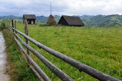 Balaban, Rumunia zdjęcia stock