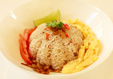 Balacan Fried rice Stock Photo