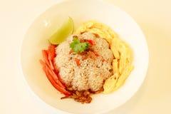 Balacan Fried rice Stock Photos