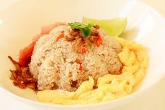 Balacan Fried rice Stock Image