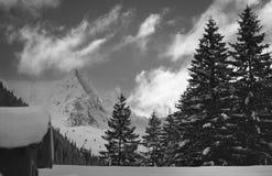 Balaceni Peak Stock Image