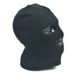 Balaclava black Royalty Free Stock Photography