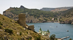 Balaclava, Crimea Royalty Free Stock Photos