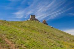 Balaclava Genoese fortress Stock Photos