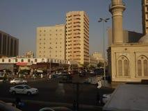 Balad, Jeddah, Saudi arab. Balad market very famous in Jeddah , Saudi arab Royalty Free Stock Images