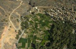Balad si siede il villaggio immagini stock libere da diritti
