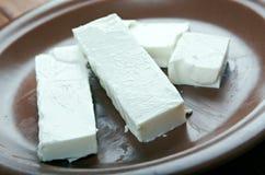 Baladi cheese Royalty Free Stock Image