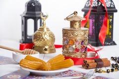 Balah El Sham  Tulumba Stock Photo