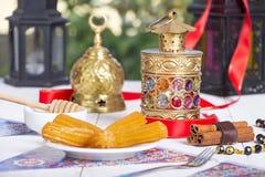 Balah El Sham  Tulumba Stock Images