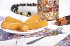 Balah El Sham  Tulumba Royalty Free Stock Photos