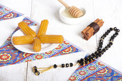 Balah El Sham  Tulumba Royalty Free Stock Photography