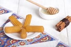 Balah El Sham  Tulumba Royalty Free Stock Photo